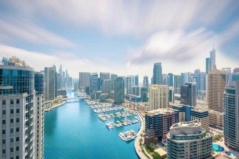 Apartment in Dubai Marina, Dubai, UAE 1 bedroom, 45 sq.m. № 8199 - photo 8