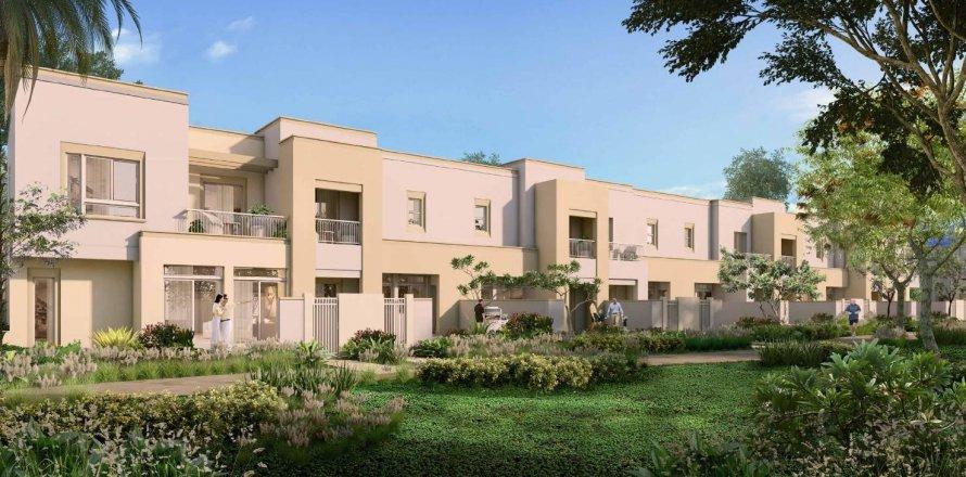 Townhouse in Town Square, Dubai, UAE 4 bedrooms, 225.7 sq.m. № 2573