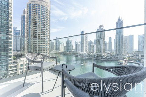Apartment in Dubai Marina, Dubai, UAE 2 bedrooms, 115.5 sq.m. № 2719 - photo 1