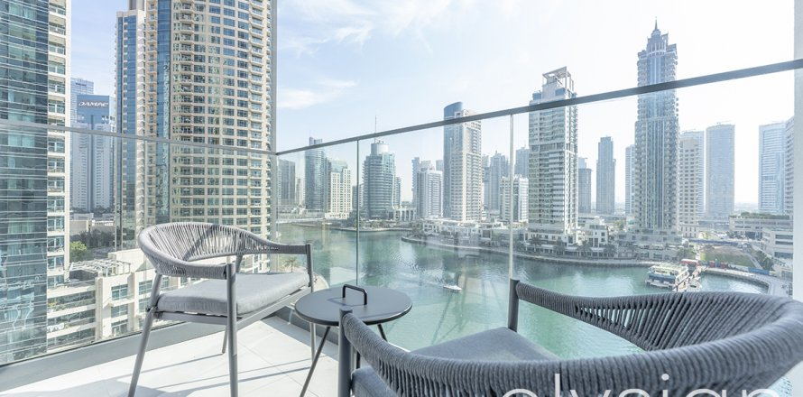 Apartment in Dubai Marina, Dubai, UAE 2 bedrooms, 115.5 sq.m. № 2719