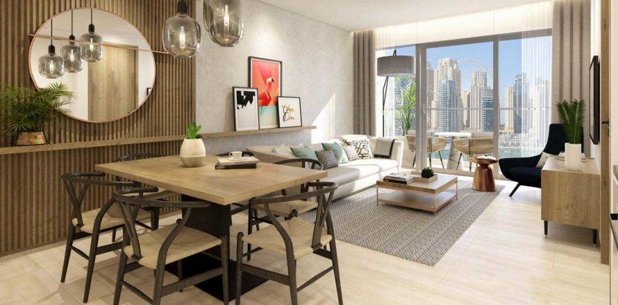 Apartment in Dubai Marina, Dubai, UAE 1 bedroom, 69.3 sq.m. № 1817