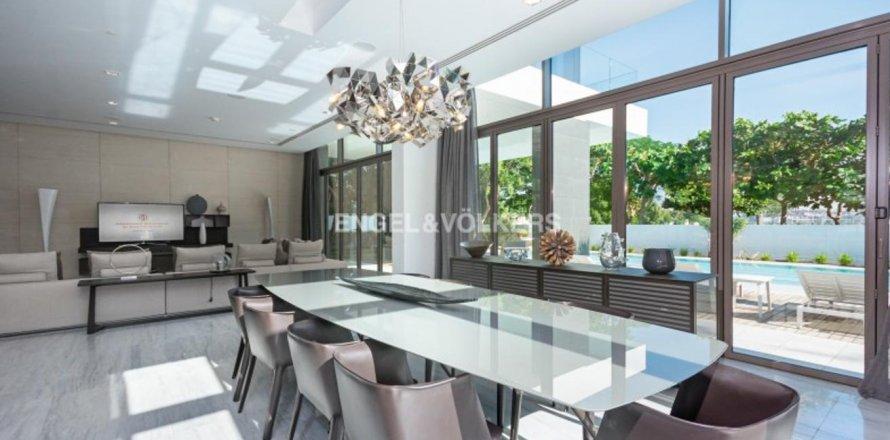 Villa in Mohammed Bin Rashid City, Dubai, UAE 7 bedrooms, 2300.17 sq.m. № 18042