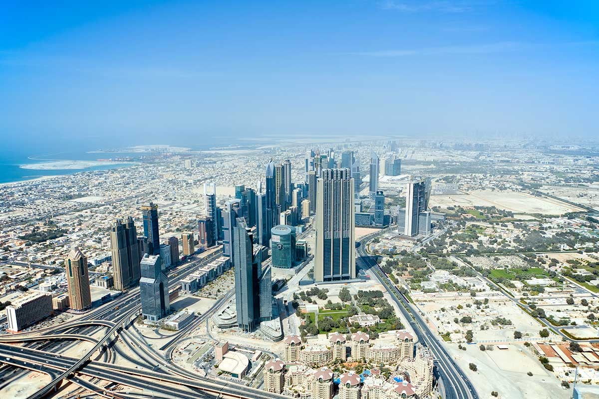 TOP 10 reasons to invest in real estate in Dubai