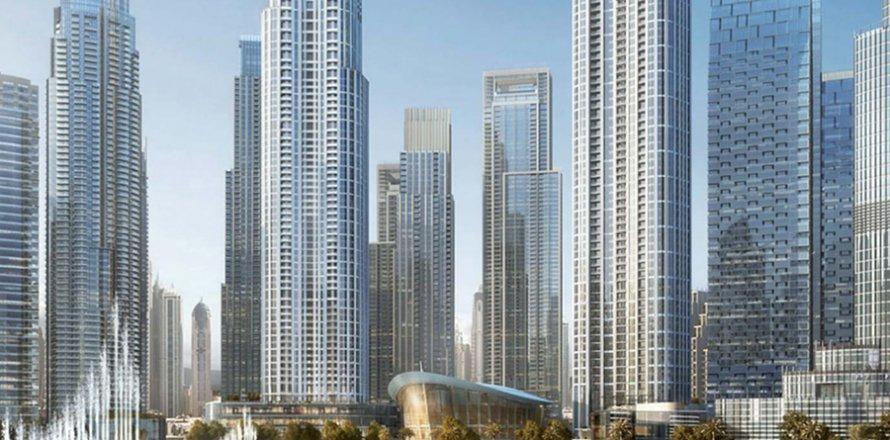Penthouse in Dubai, UAE 4 bedrooms, 495.4 sq.m. № 5140