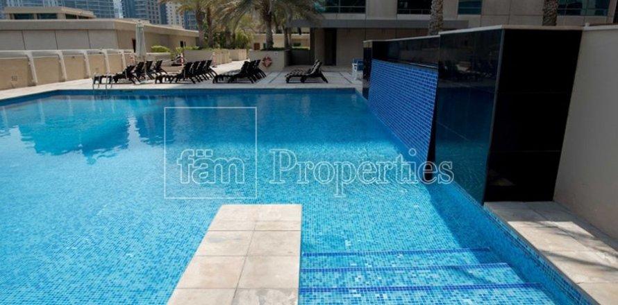 Apartment in Dubai Marina, Dubai, UAE 1 bedroom, 85.4 sq.m. № 4092