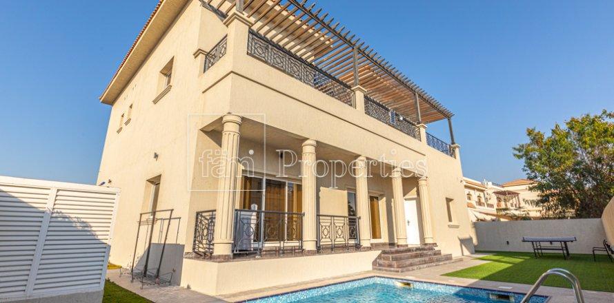 Villa in Dubai Land, Dubai, UAE 5 bedrooms, 743.2 sq.m. № 5116