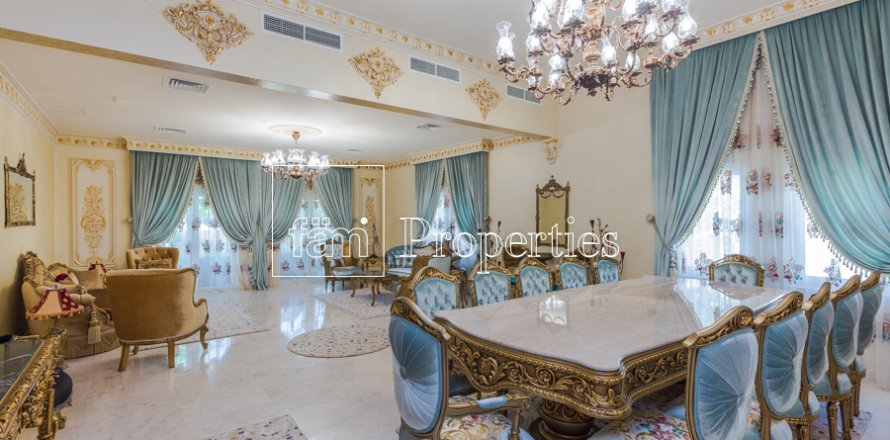 Villa in Dubai Land, Dubai, UAE 5 bedrooms, 947.6 sq.m. № 5061