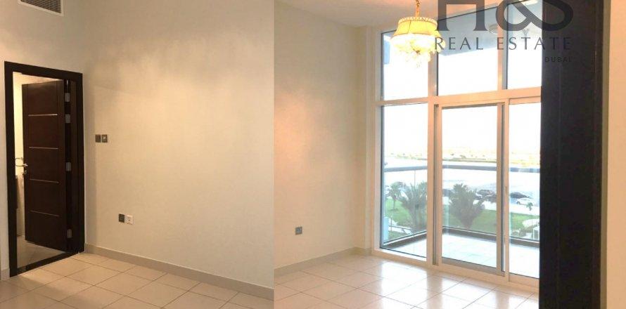 Apartment in Dubai Studio City, Dubai, UAE 1 bedroom, 76.3 sq.m. № 21391