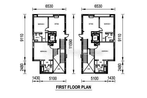 Villa in Al Sufouh, Dubai, UAE 4 bedrooms, 462.7 sq.m. № 4957 - photo 20