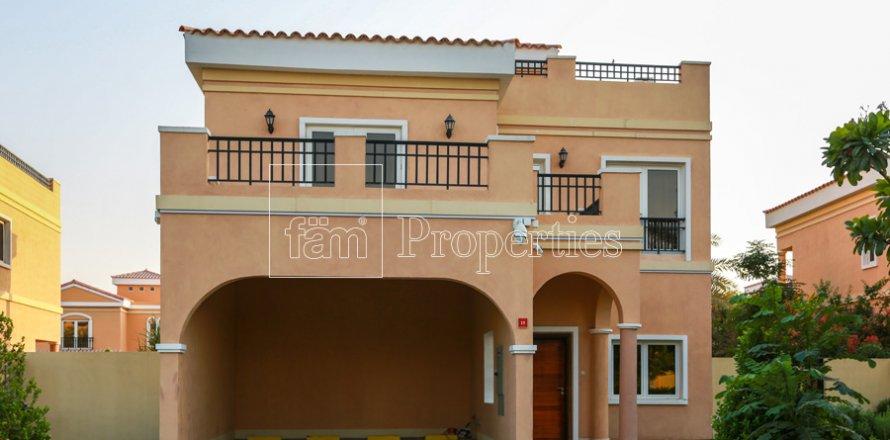 Villa in Dubai Land, Dubai, UAE 5 bedrooms, 334.4 sq.m. № 5143