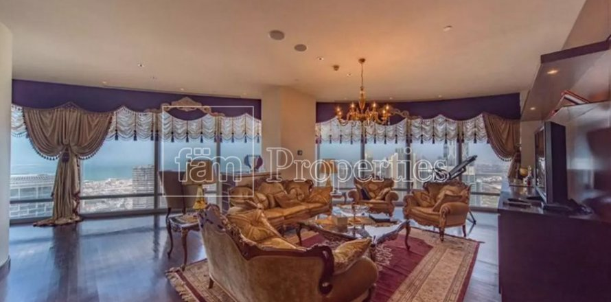 Apartment in Downtown Dubai (Downtown Burj Dubai), Dubai, UAE 3 bedrooms, 253.4 sq.m. № 3642