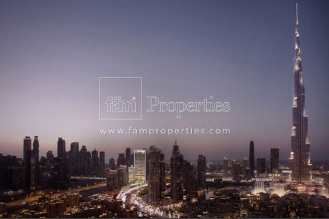 Apartment in Downtown Dubai (Downtown Burj Dubai), Dubai, UAE 3 bedrooms, 209.5 sq.m. № 4902 - photo 1