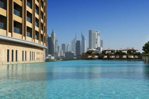 Apartment in Downtown Dubai (Downtown Burj Dubai), Dubai, UAE 1 bedroom, 75 sq.m. № 4429 - photo 1