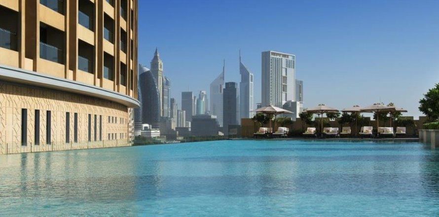 Apartment in Downtown Dubai (Downtown Burj Dubai), Dubai, UAE 1 bedroom, 75 sq.m. № 4429