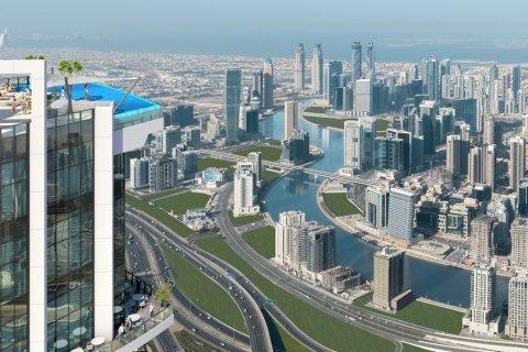 Apartment in Business Bay, Dubai, UAE 62.2 sq.m. № 3498 - photo 1
