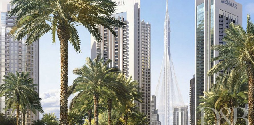 Apartment in Dubai Creek Harbour (The Lagoons), Dubai, UAE 1 bedroom, 725 sq.m. № 37499