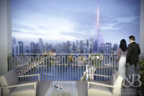 Apartment in Dubai Creek Harbour (The Lagoons), Dubai, UAE 1 bedroom, 725 sq.m. № 37499 - photo 8