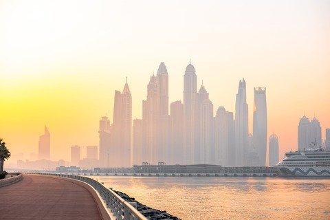 Creek Views I, Azizi's project in Dubai, is 72 percent complete