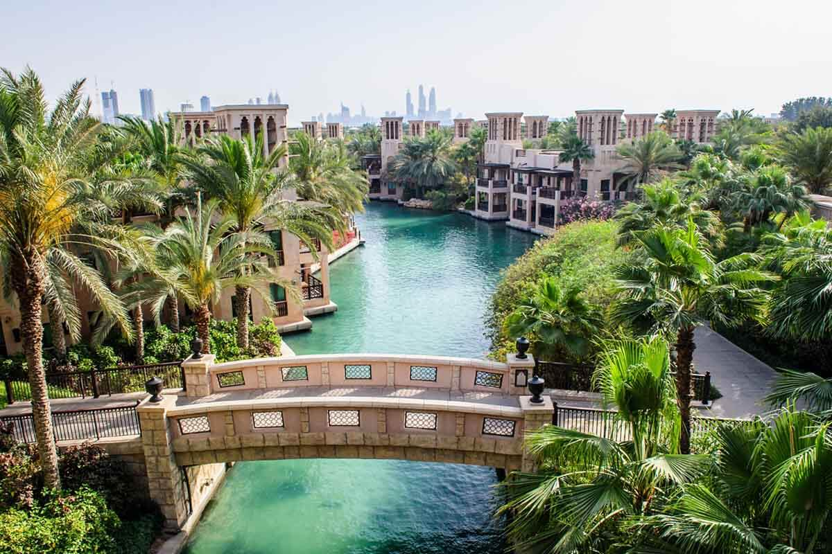 Comparison of the UAE real estate market with other world's top cities