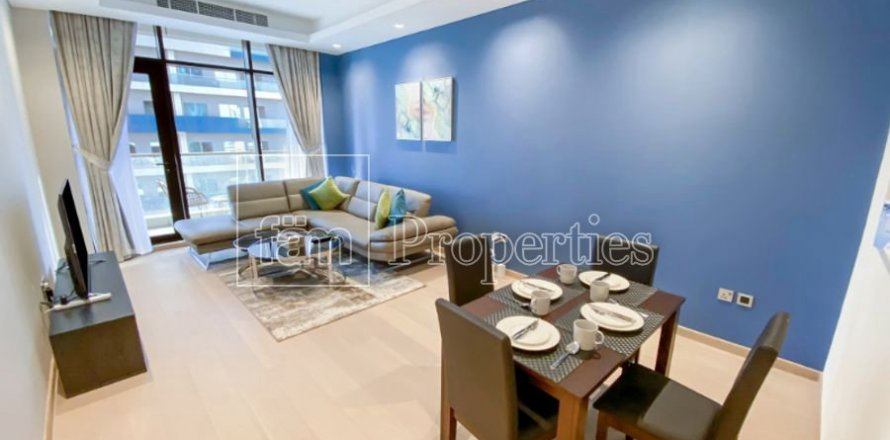 Apartment in Downtown Dubai (Downtown Burj Dubai), Dubai, UAE 1 bedroom, 84.7 sq.m. № 42010