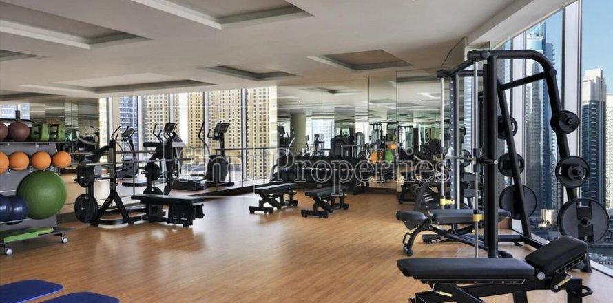 Apartment in Dubai Marina, Dubai, UAE 1 bedroom, 71.3 sq.m. № 3762