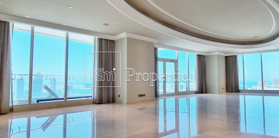 Apartment in Dubai Marina, Dubai, UAE 4 bedrooms, 566.7 sq.m. № 3613