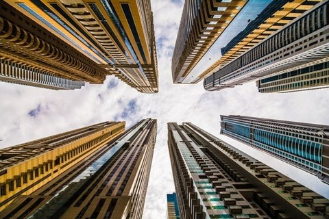 Property transaction in Dubai in August 2021 reached USD 4 billion
