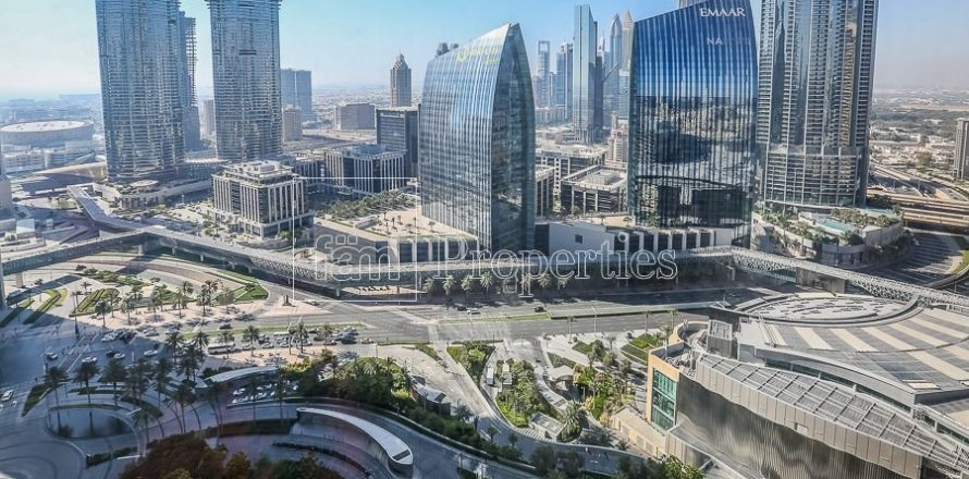 Apartment in Downtown Dubai (Downtown Burj Dubai), Dubai, UAE 3 bedrooms, 216.7 sq.m. № 4817