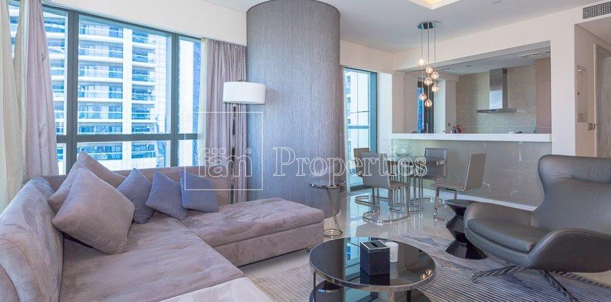 Apartment in Business Bay, Dubai, UAE 2 bedrooms, 140.9 sq.m. № 5357