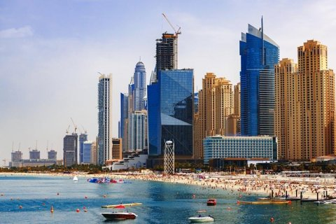 TOP 10 new buildings to buy an apartment in Dubai