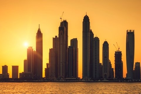 What is triggering off-plan property market recovery in Dubai?